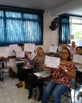 CURSO DE QUALIFICAÇÃO PROFISSIONAL - Foto 8